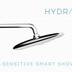Hydrao, la douche intelligente et connectée