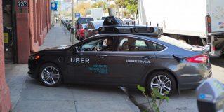 Uber retire ses voitures autonomes de San Fransisco