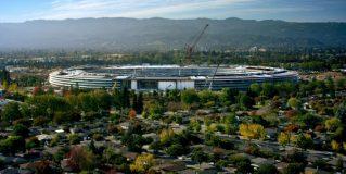 Apple ouvrira bientôt l'Apple Park aux employés