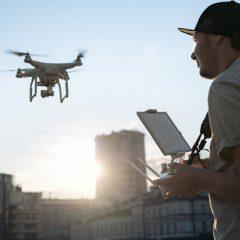 Bientôt un drone pour mesurer la qualité de l'air ?