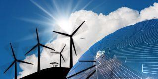 Le parc production d'électricité renouvelable atteint 46 GW au début de 2017