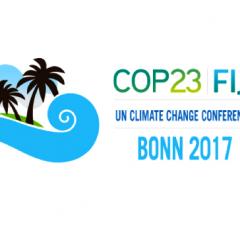 La COP23 se tient du 6 au 17 novembre 2017 au siège de la CCNUCC