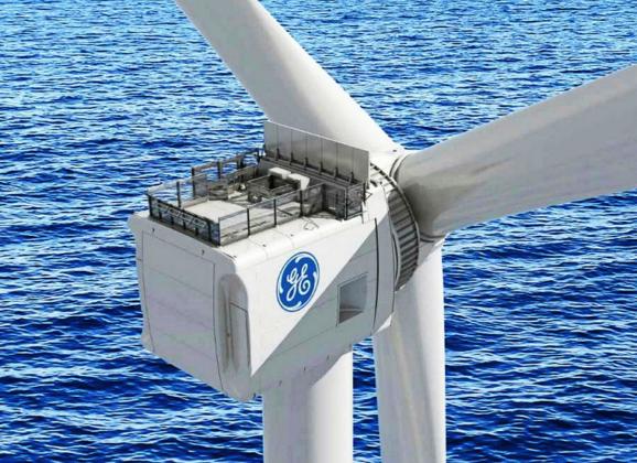 Éolienne offshore : GE Renewable Energy sort le grand jeu avec l'Haliade-X