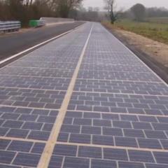 Route solaire de Wattway : Colas expérimente un nouveau site pilote
