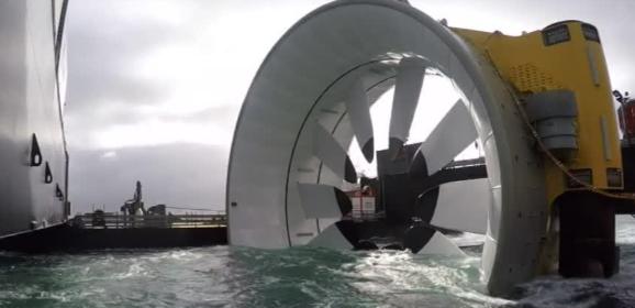 Le retrait de Naval Energies du secteur marque-t-il le début de la fin de l'hydrolien en France ?
