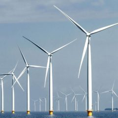 Projet éolien en mer à Dunkerque : Total, Elicio et Ørsted créent un consortium industriel