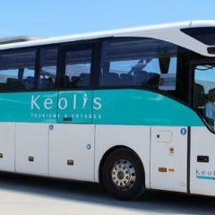 Keolis poursuit sa croissance, notamment à l'international