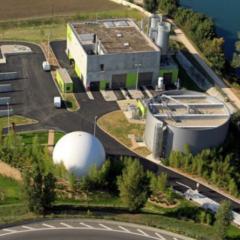 Marseille se dote d'une nouvelle unité de production de biométhane