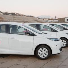 Les véhicules électriques ont la cote auprès des flottes d'entreprises