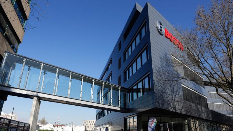 Bosch siège en France