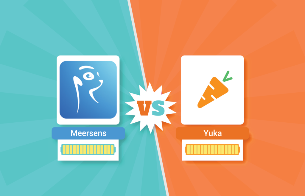 Yuka vs Meersens - Les applications qui scannent votre alimentation