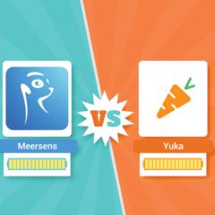 Yuka vs Meersens – Les applications qui scannent votre alimentation