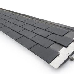 Thermoslate pour transformer en énergie le rayonnement solaire