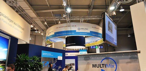 Les solutions de production d'énergie neutre de Weltec Biopower seront dévoilées au salon IFAT