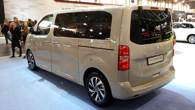 Un van entièrement électrique dévoilé par Citroën en attendant le nouveau Combi