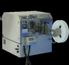 Système automatique de coupe et préformage de composants